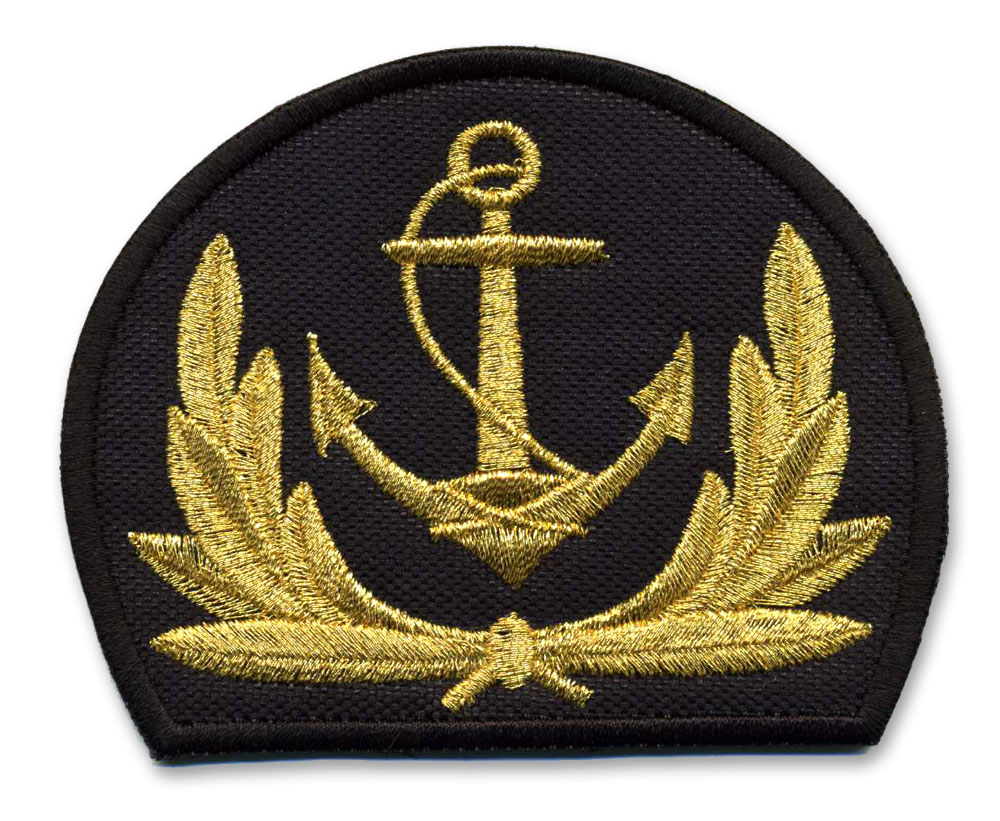 Sailor Naval Sample Military Patch